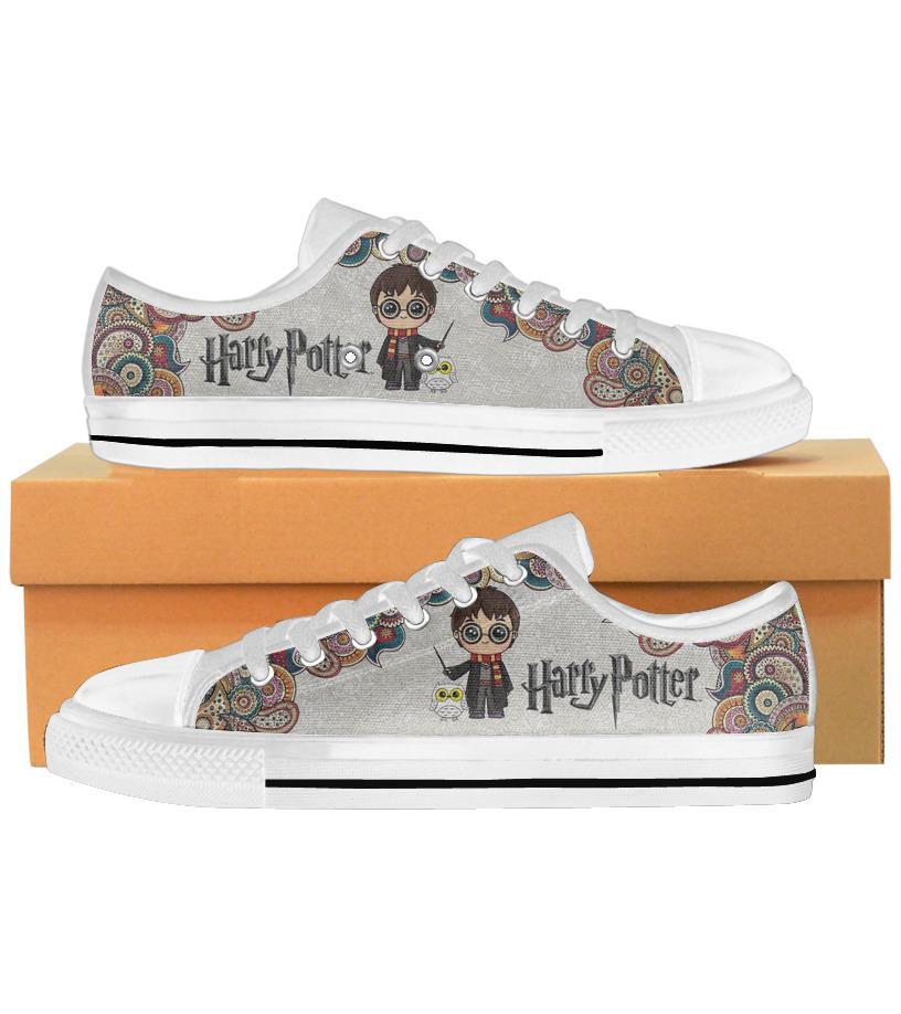 Harry potter chibi sneakers - 1