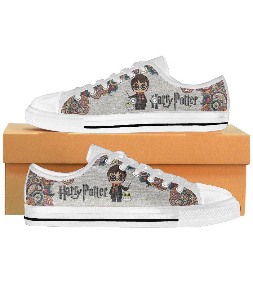 Harry potter chibi sneakers - 4