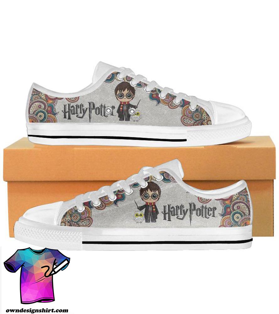 Harry potter chibi sneakers