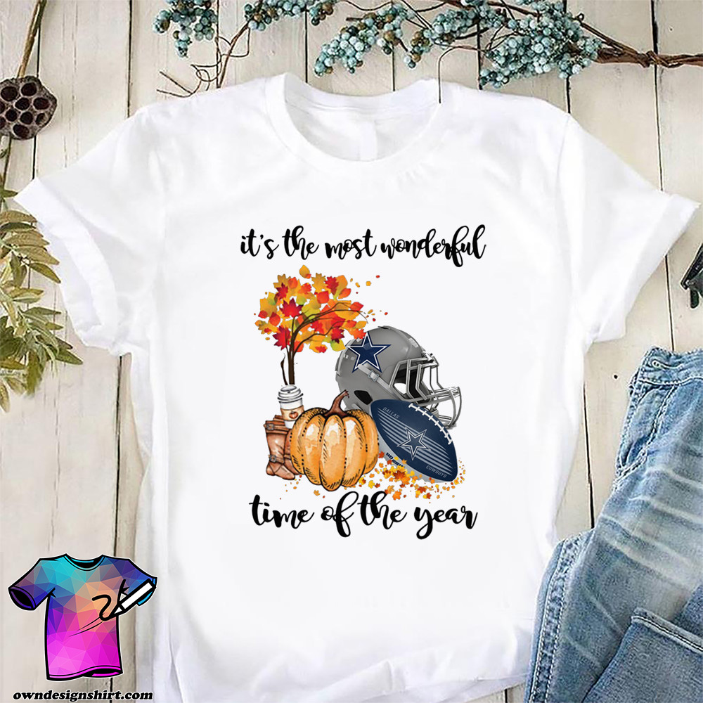 It's the most wonderful time of the year dallas cowboys shirt
