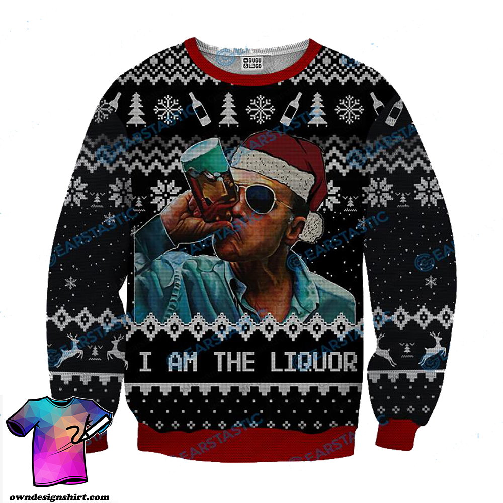 Park boys jim lahey I am the liquor 3d sweater