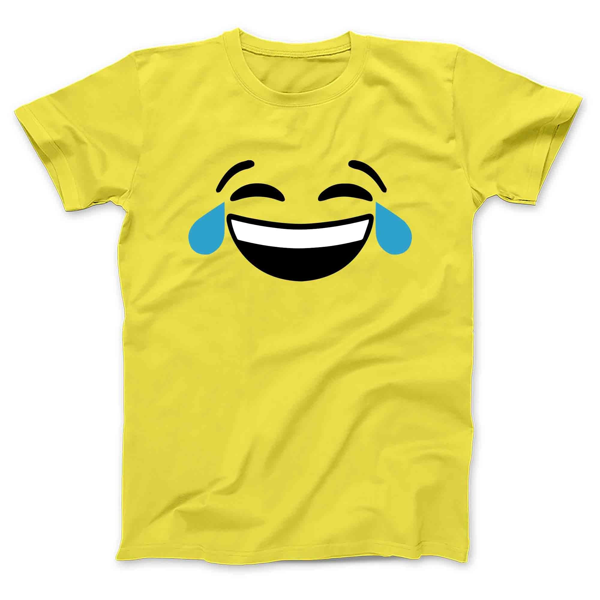 Smiley faces wink heart emoji - size s