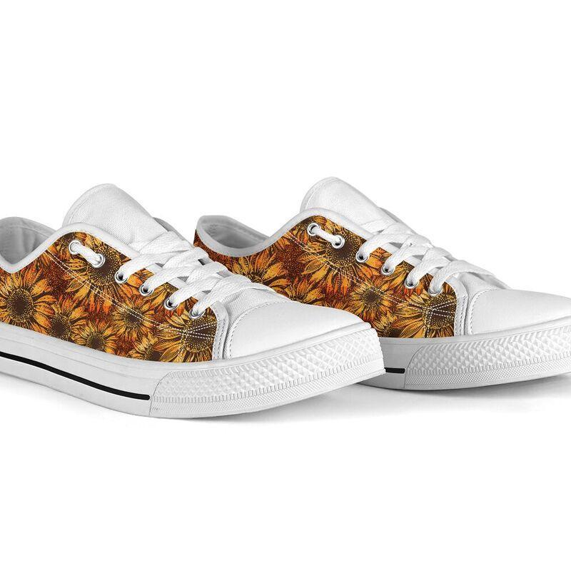 Sunflower vintage sneakers - 4