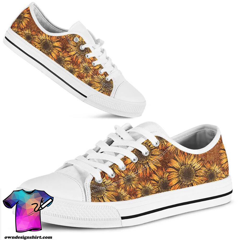 Sunflower vintage sneakers
