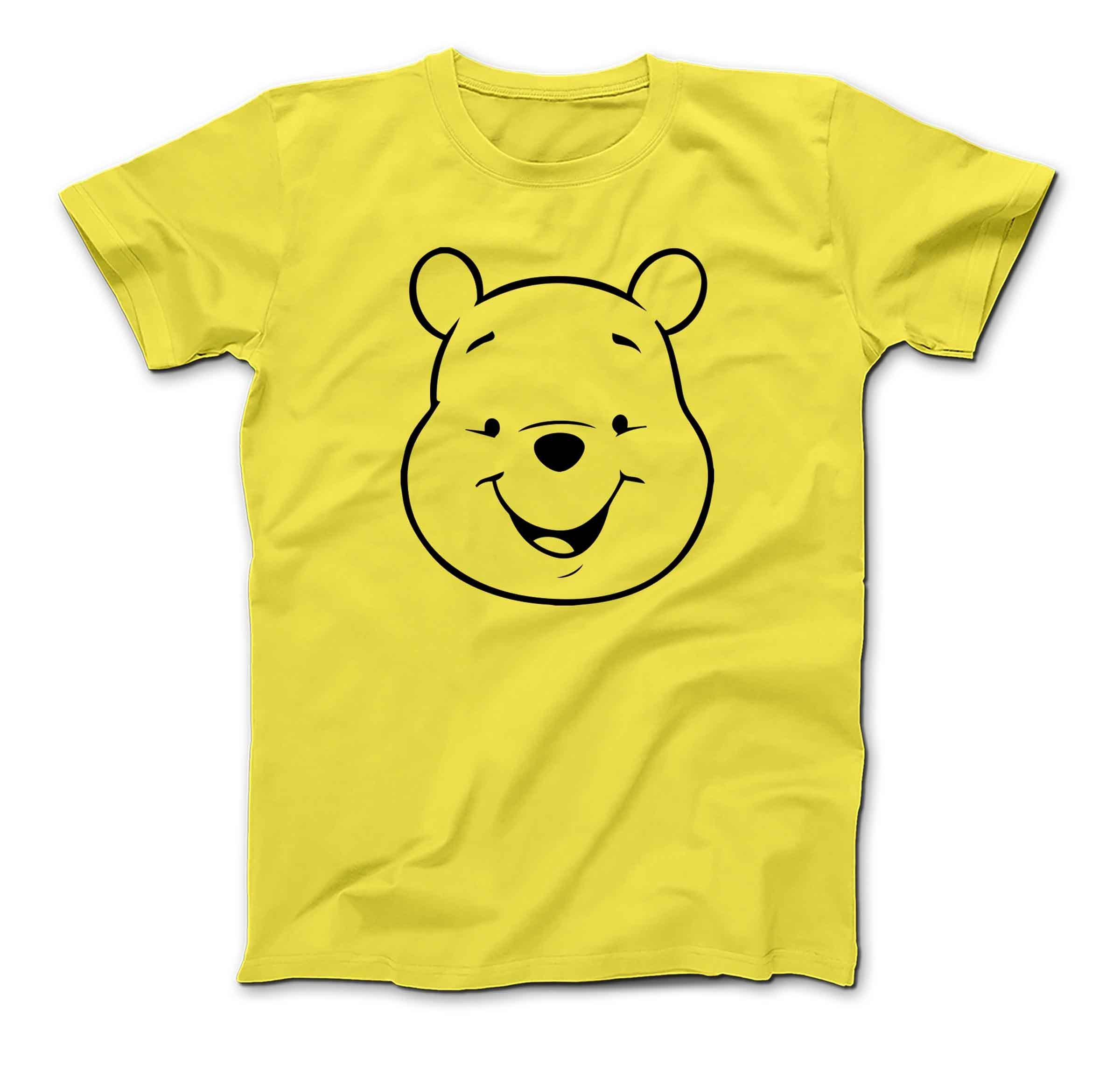 Winnie the pooh and friends mens shirt