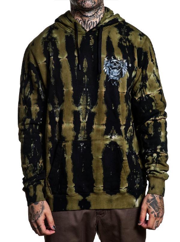 Chief native american full printing hoodie 4