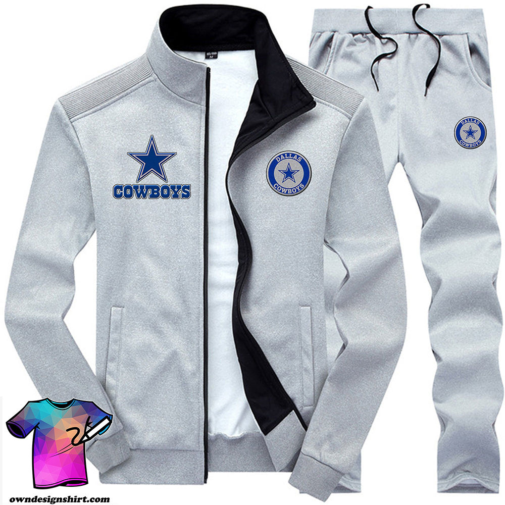Dallas cowboys 3d jacket and sweatpants