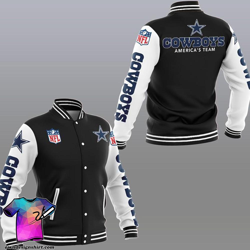 Dallas cowboys america's team 3d jacket