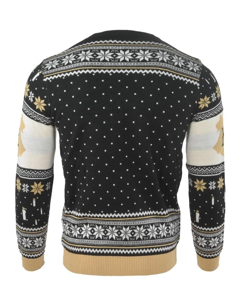 Harry potter hogwarts castle full printing ugly christmas sweater 1