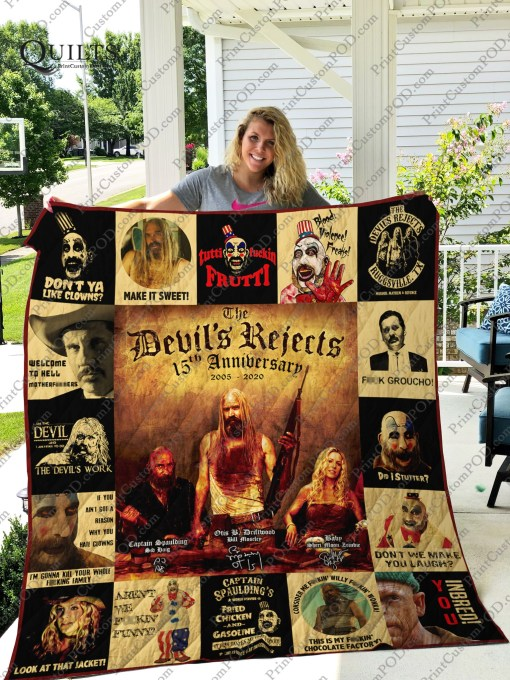 The devil's reject 15th anniversary quilt 4