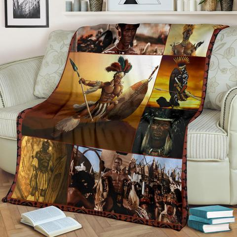 African culture blanket 1