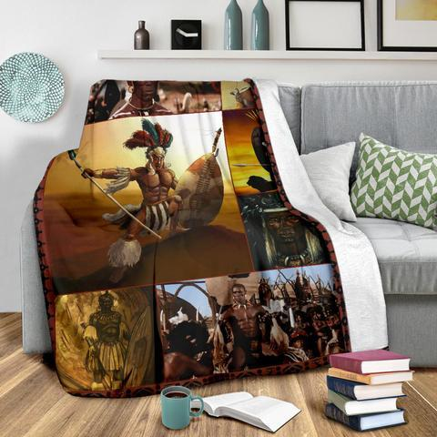 African culture blanket 2