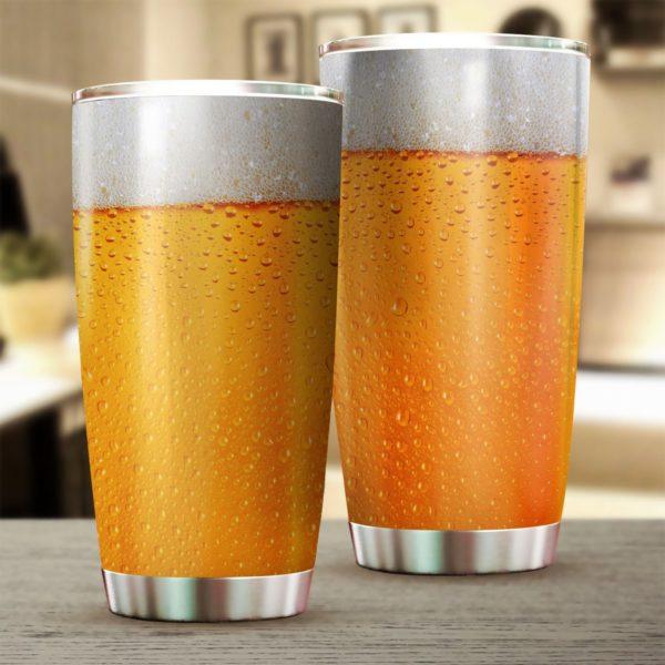 Beer stainless steel tumbler 2