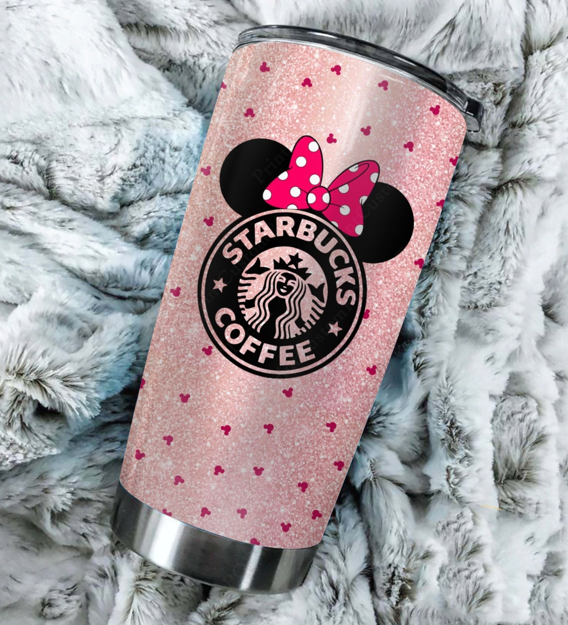 Disney minnie mouse starbucks tumbler 2