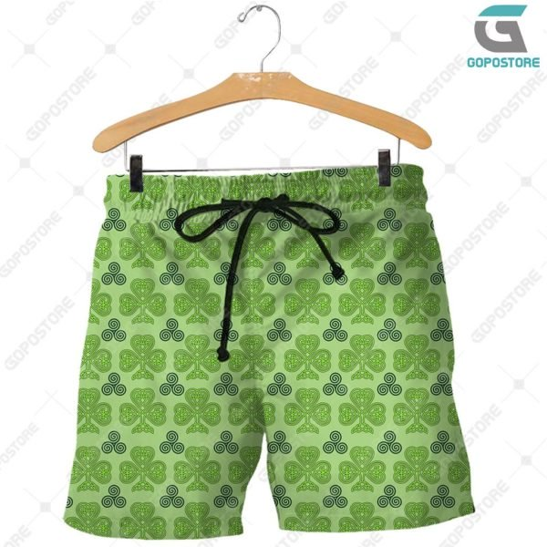 Viking art tree of life 3d all over printed shorts