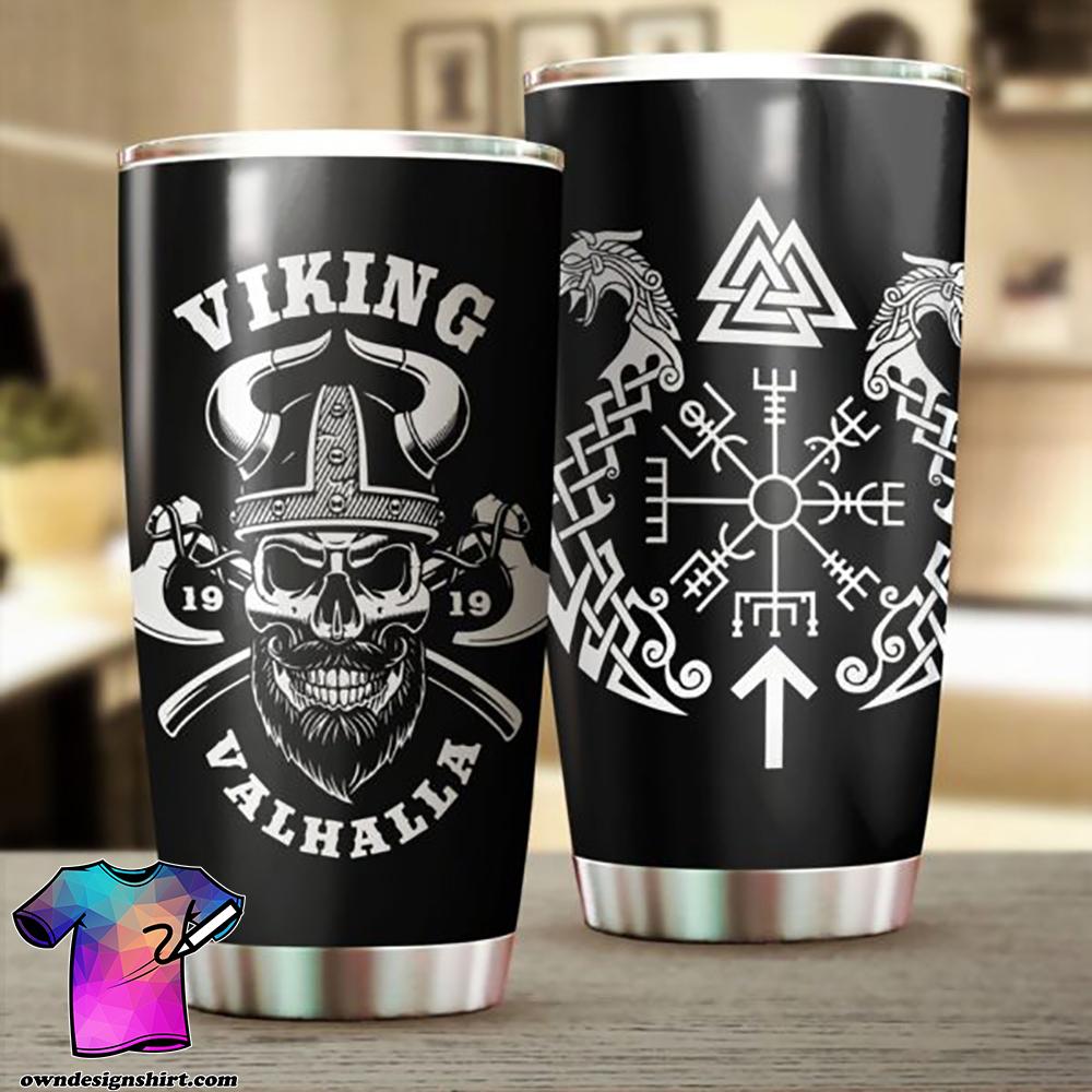 Viking valhalla stainless steel tumbler
