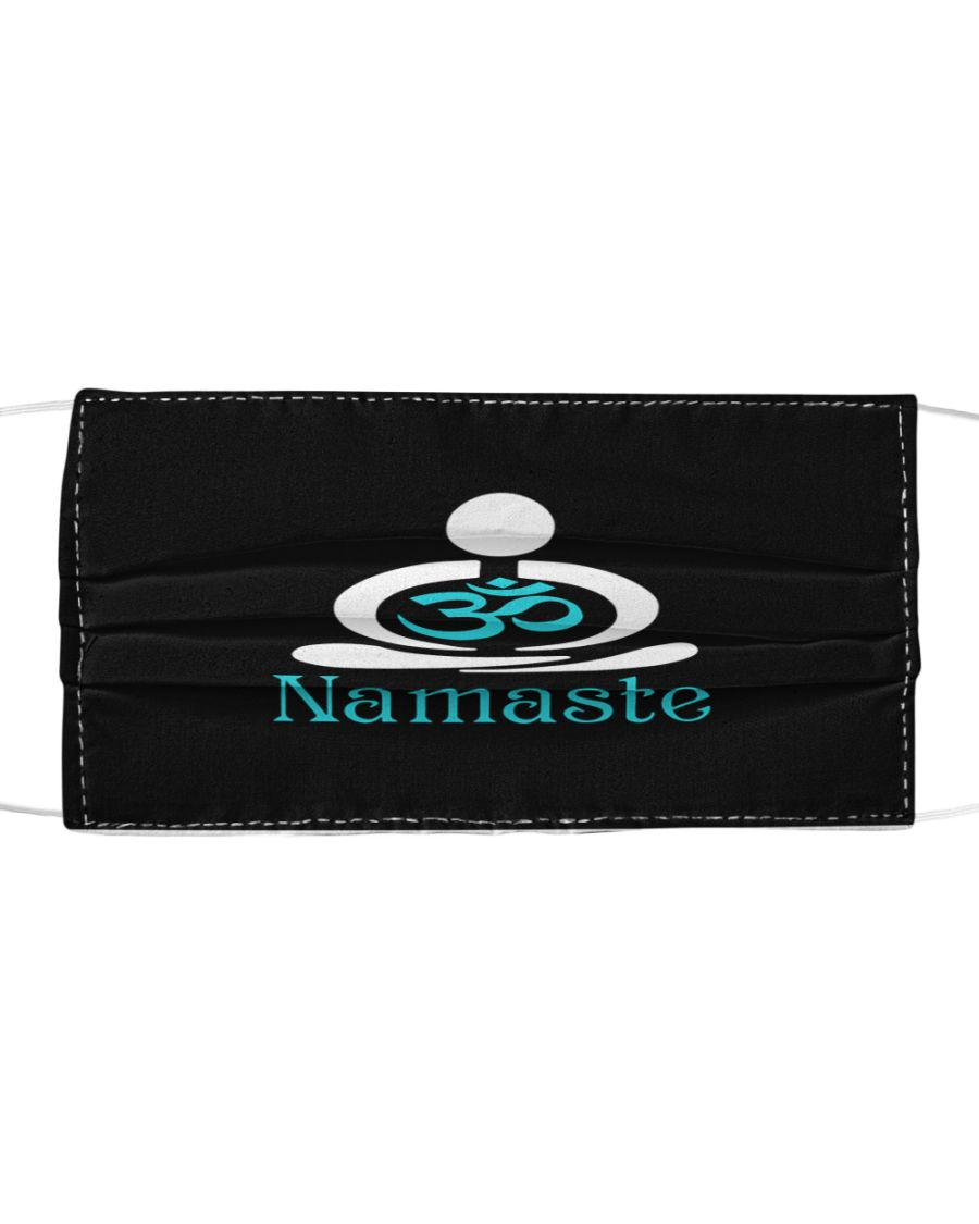 Namates yoga anti-dust cotton face mask 1