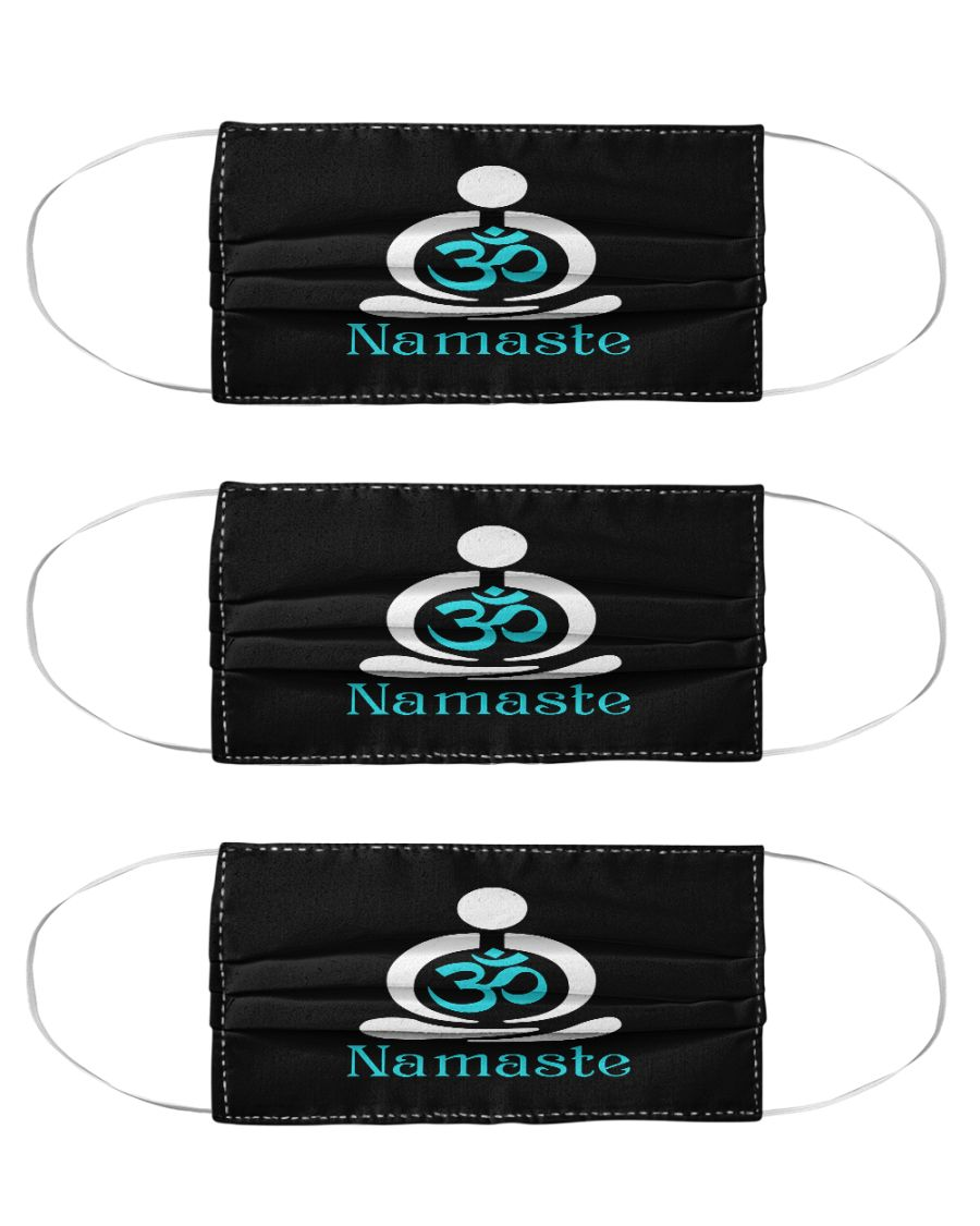 Namates yoga anti-dust cotton face mask 2