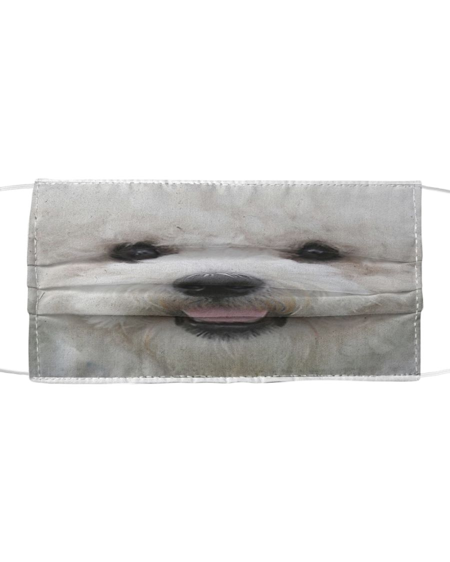 Puppy dog mouth anti-dust face mask 1