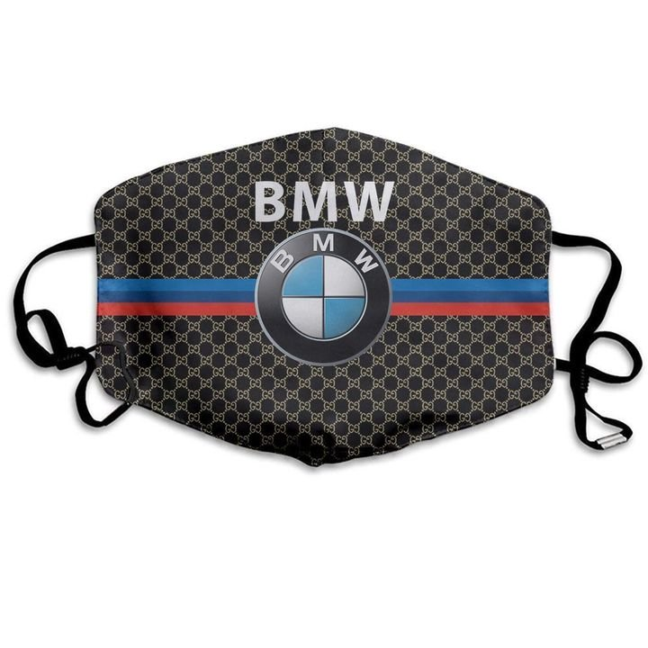 BMW car symbol anti-dust cotton face mask 3