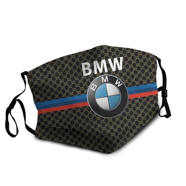 BMW car symbol anti-dust cotton face mask 4