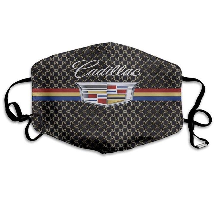 Cadillac symbol anti-dust cotton face mask 3