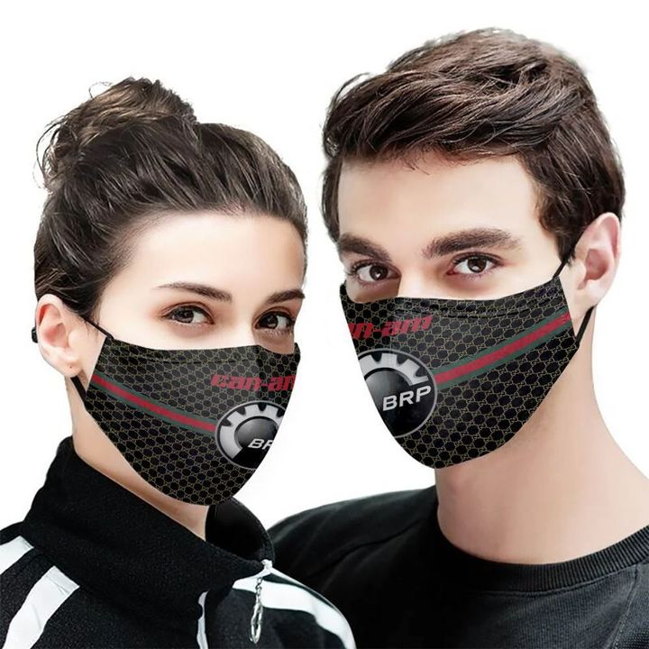 Can-am motorcycles symbol anti-dust cotton face mask 2