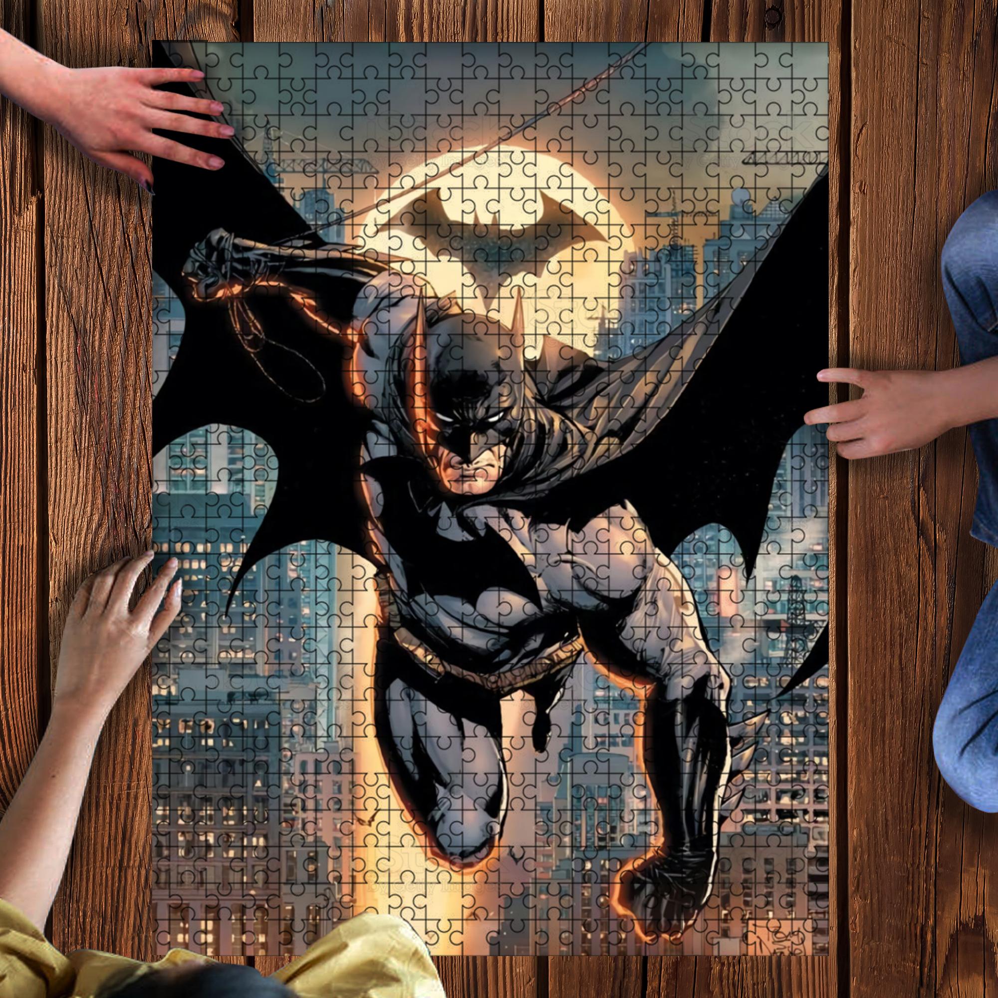 DC comics batman jigsaw puzzle 1