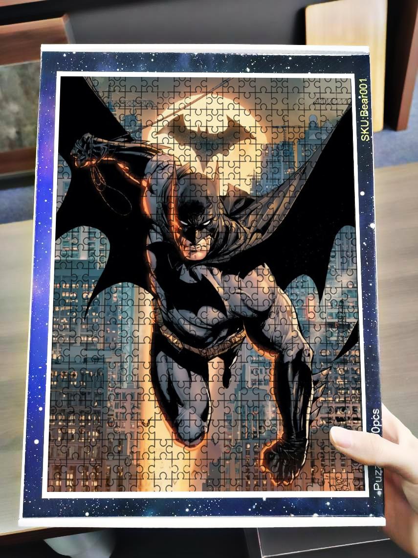 DC comics batman jigsaw puzzle 3