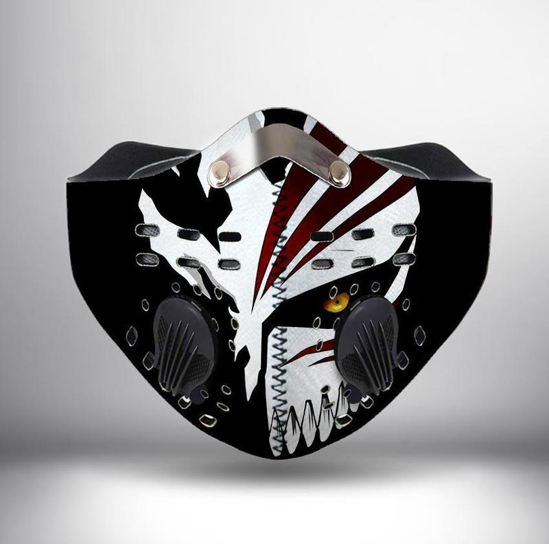 Ichigo hollow filter activated carbon face mask 1