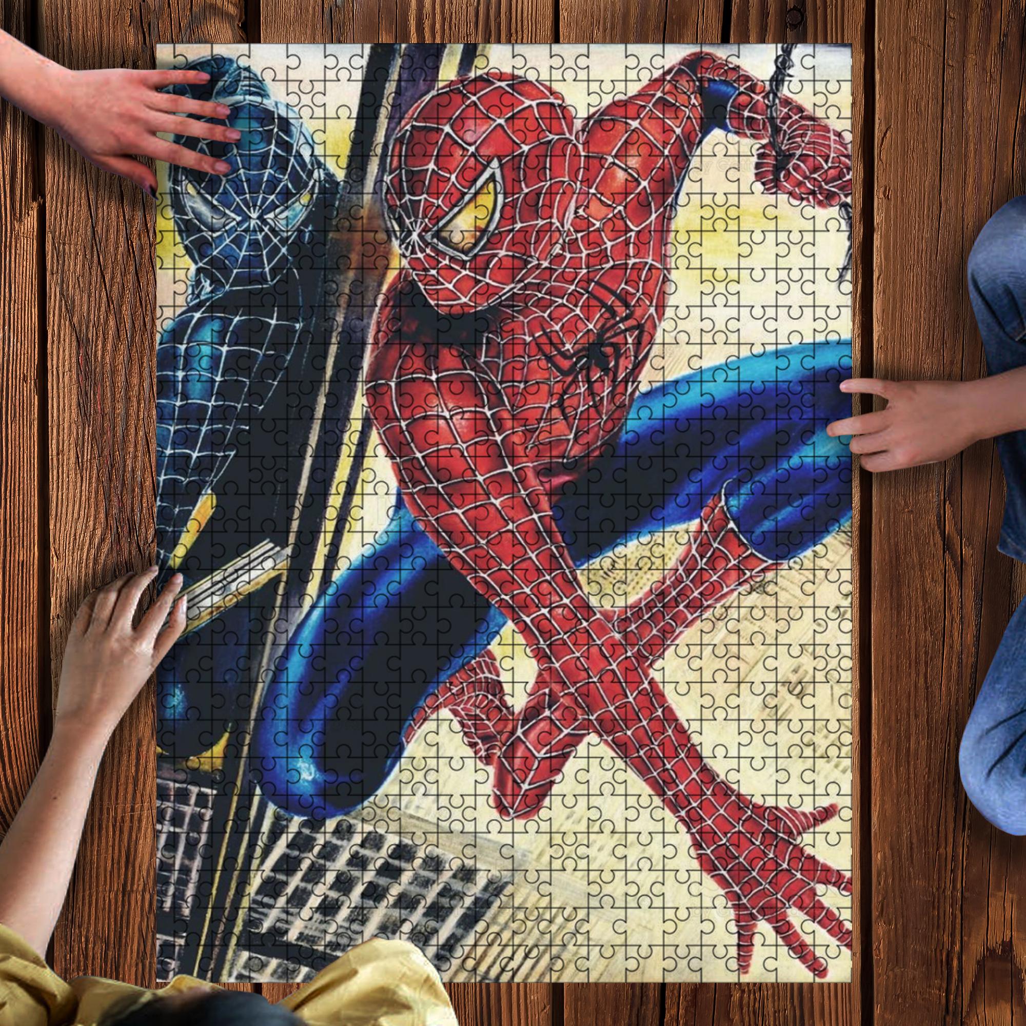 Venom spider-man 3 jigsaw puzzle 2