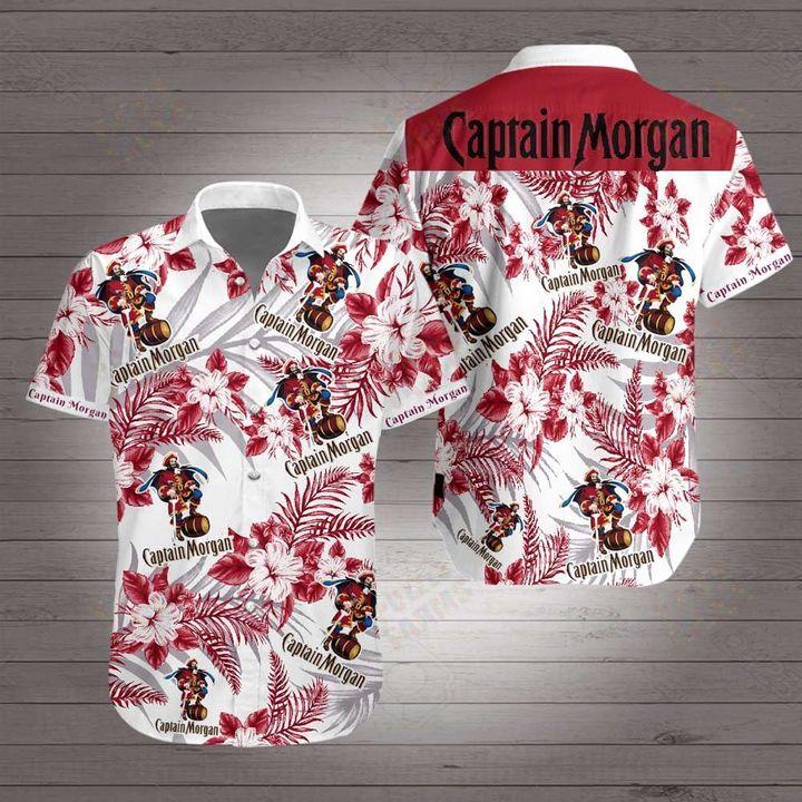 Captain morgan hawaiian shirt 2