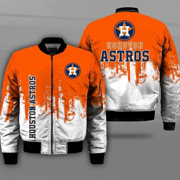 Houston astros team full printing bomber