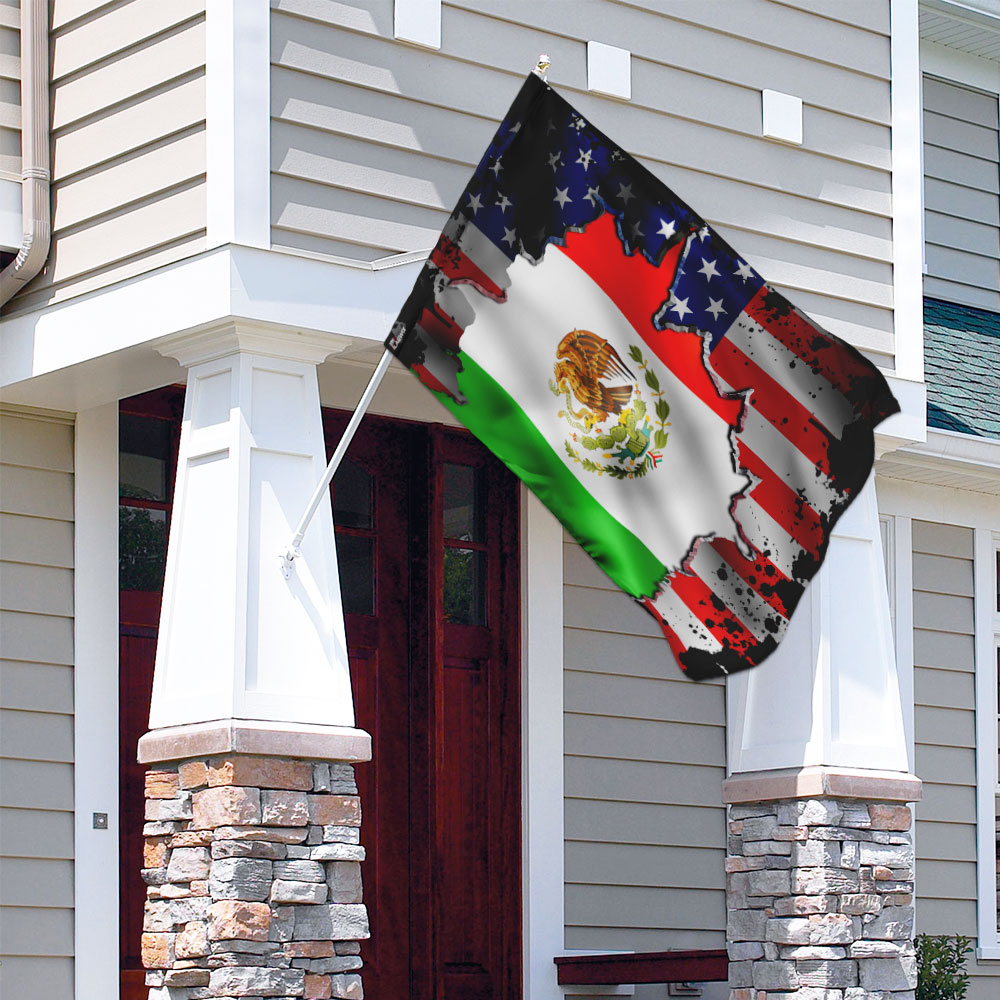 I may live in the usa but my story began in mexico flag 3