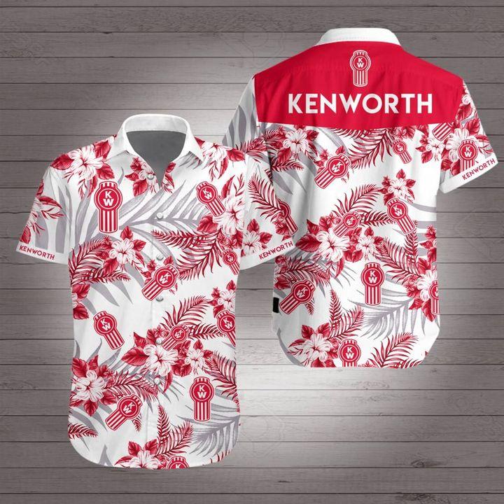Kenworth hawaiian shirt 1