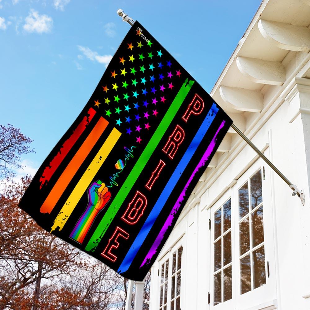 LGBT pride flag 1