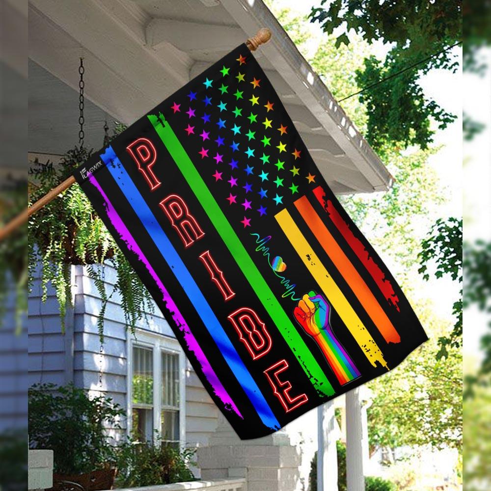 LGBT pride flag 2