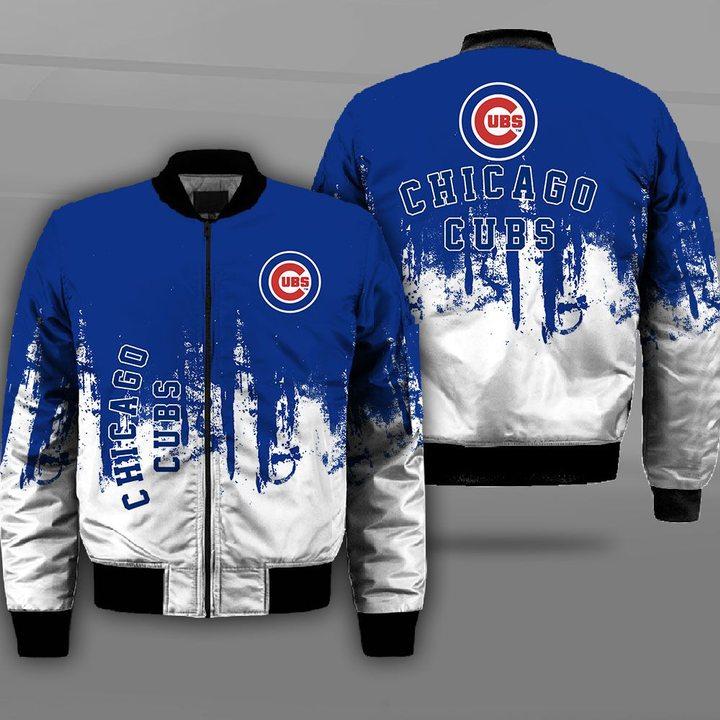MLB chicago cubs full printing bomber