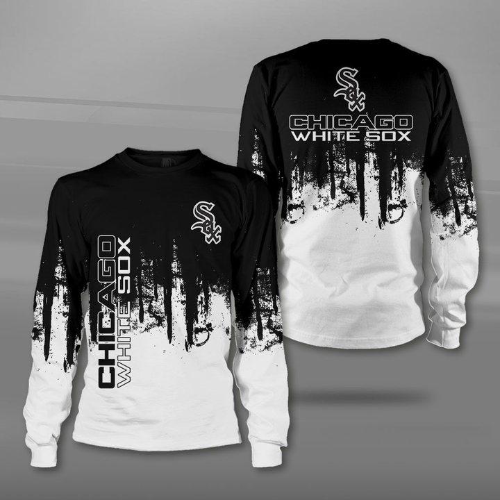 MLB chicago white sox full printing sweatshirt