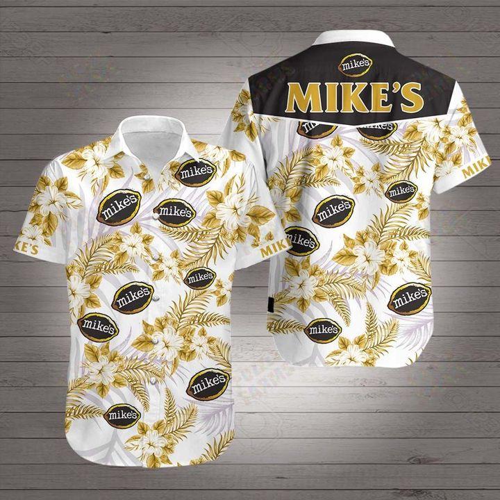 Mike's beer hawaiian shirt 4