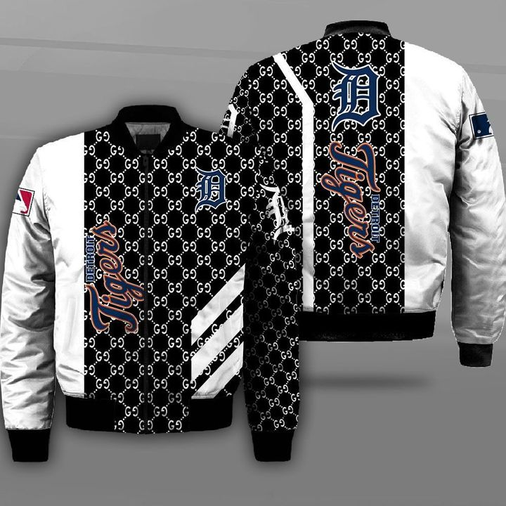 National hockey league detroit tigers full printing bomber
