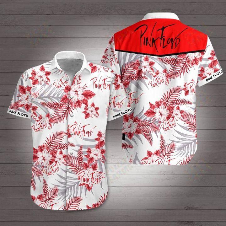 Pink floyd hawaiian shirt 1