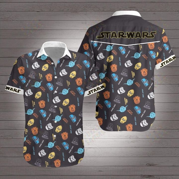 Star wars hawaiian shirt 4