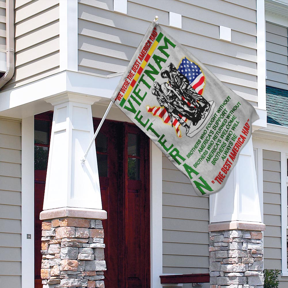 Vietnam veteran 4th of july american flag 3