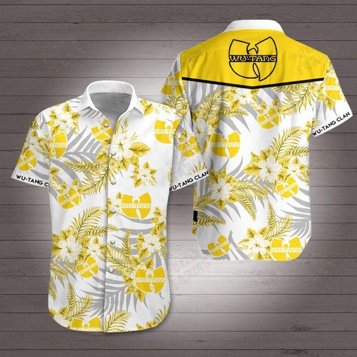 Wu-tang clan hawaiian shirt 1