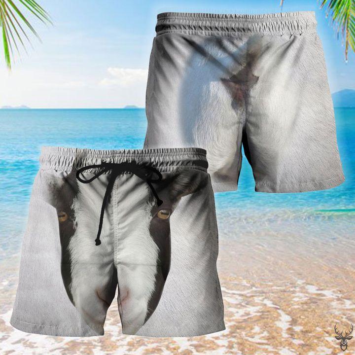Goat hawaiian shorts 1