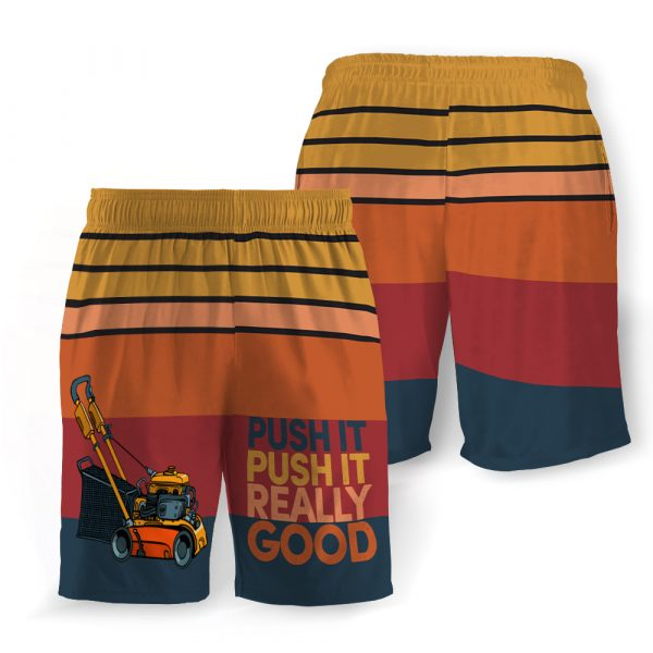 Push it push it really good hawaiian shorts 3