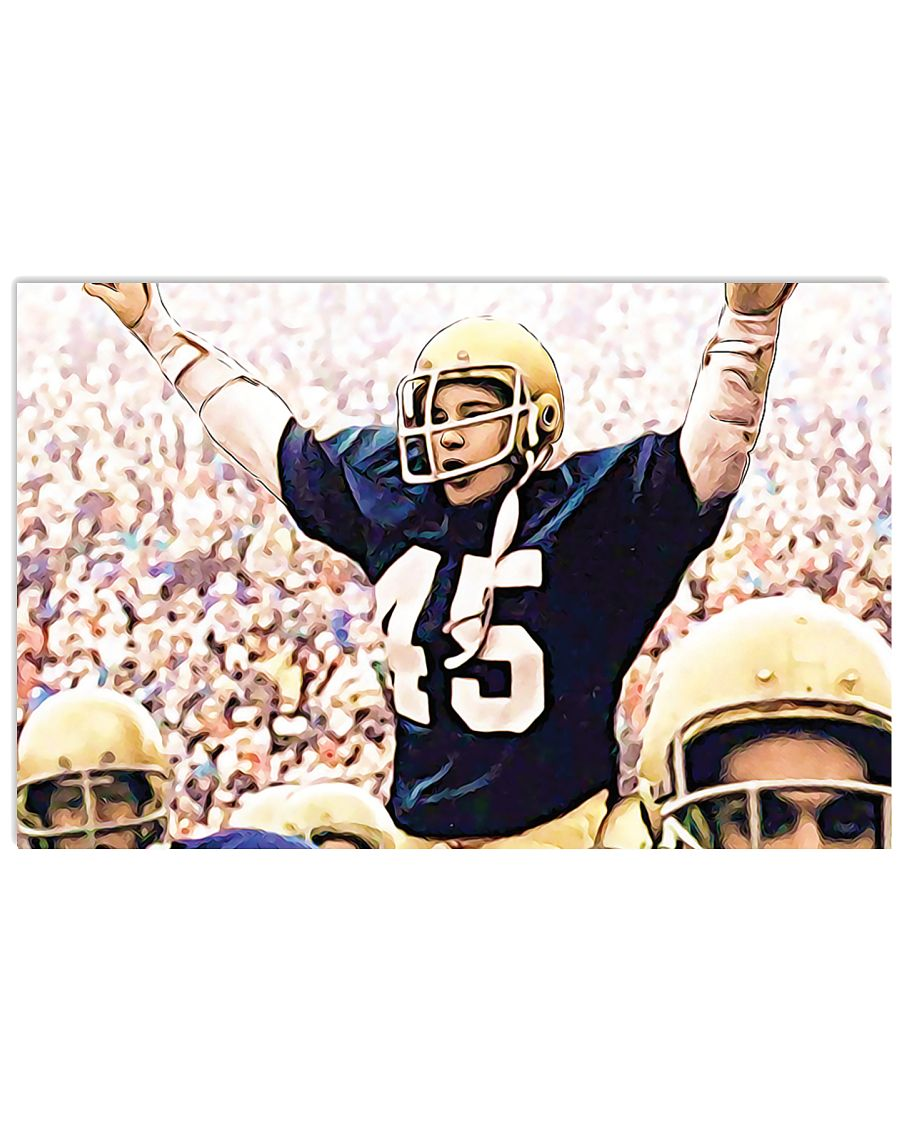 Rudy movie poster 4