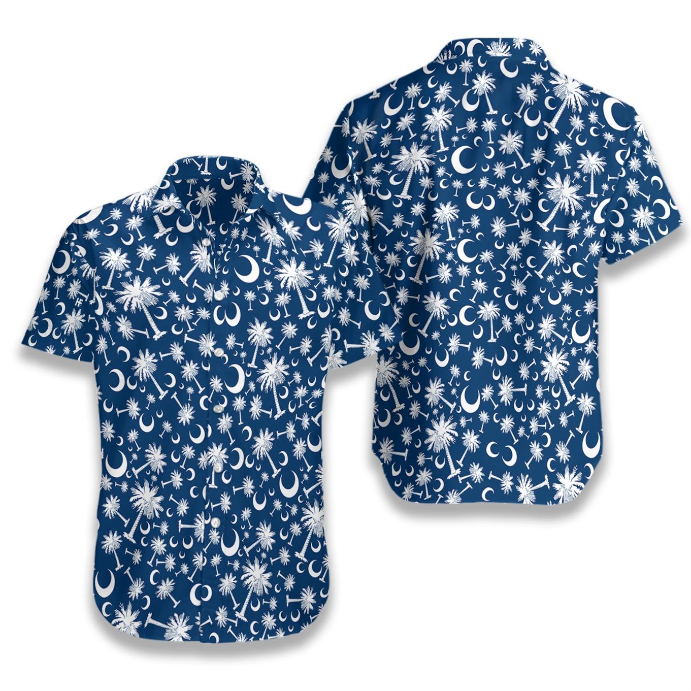 South carolina hawaiian shirt 3