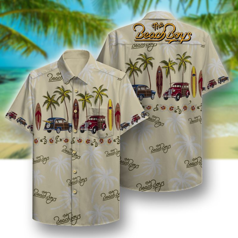 the beach boys full printing hawaiian shirt 1 - Copy